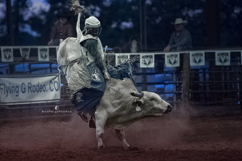 David Hudson. Rodeo-HILLIARD, Fl
